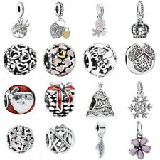 New Genuine Authentic PANDORA Charms & Pendants S925 ALE Sterling Silver