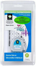 NEW!!  Cricut Home Decor solutions cartridge!  Retired/ RARE!!  Free shipping!!