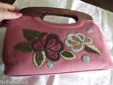 Fossil Hand Bag Large!Clutch beautiful!! Must see!@!@ New Without Tags!!