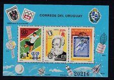 Fußball   Uruguay  Block 29   WM Argentinien 1978  ** (mnh)