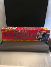 1988 Topps Complete Set Series 1 & 2 Factory 792 Baseball Cards MLB