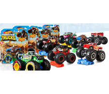 Hot Wheels MONSTER TRUCKS **YOU CHOOSE**DISCOUNTS ON 2+ AND SHIPPING!! 1:64 Jam