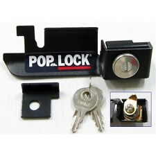 POP & LOCK PL2310 Tailgate Handle Lock Ford F150 F2/350 Ranger Mazda B Chrome