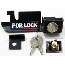 POP & LOCK PL2310 Tailgate Handle Lock Ford F150 F2/350 Ranger Mazda B Chrome