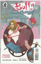 Buffy the Vampire Slayer Dark Horse Comics Diamond Retailer Summit Promo Ashcan