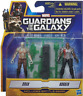 Marvel Guardians of the Galaxy Drax and Korath Action Figure Twin Pack