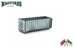 Tekno | 82529 Waste Container Kit 40m3 1:50 Scale
