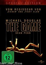 THE GAME, Special Edition (Michael Douglas, Sean Penn) NEU+OVP