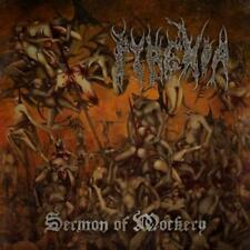 Pyrexia-Sermon of mockery-CD NUOVO