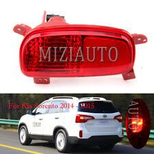 Left Side For Kia Sorento 2014 - 2015 Rear Bumper Reflector Light Tail Fog Lamp