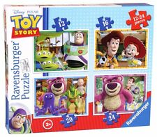 Toy Story - Ravensburger 4 in a Box Puzzles *BRAND NEW*