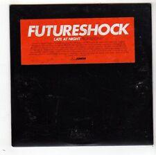 (FW976) Futureshock, Late At Night - 2003 DJ CD
