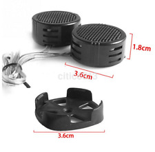 New 500W Super Power Loud Dome Tweeter Speakers for Car Tweeters AU