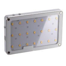 X21 6W Led Videio light Lamp Panel OLED Screen For DSLR Sony Nikon Canon