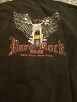 Hard Rock Cafe New Orleans Vintage Black Graphic T-Shirt Size XXL