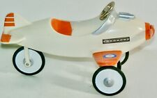 """GOLDEN WHEEL 1:10 SCALE DIECAST 4"""" TOY AIRPLANE PEDAL CAR MADE IN CHINA"""