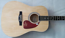 MAGGIE ROSE Signed New Acoustic Guitar Country Star I Ain't Your Mama/ Better GA