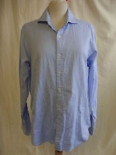 T.M.Lewin Single Cuff Striped Regular Formal Shirts for Men