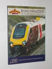 Bachmann Branch-Line Catalogue 2008. Includes Price List.