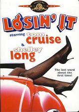 Losin' It (DVD 2001) RARE 1983 TOM CRUISE SHELLEY LONG COMEDY BRAND NEW