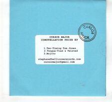 (HE891) Cursor Major, Constellation Prize EP - DJ CD
