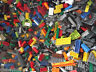 ☀️NEW 100 PIECES LEGOS FROM SELECTED HUGE BULK LOT LEGO BRICKS PARTS RANDOM Mix