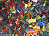 ☀️NEW 100 PIECES OF LEGOS FROM HUGE BULK LOT LEGO BRICKS PARTS RANDOM Mix #2