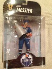 McFarlane  NHL Legends Mark Messier Edmonton Oilers Stanley Cup  Mint in Box