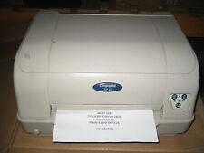 CompuPrint SP40 M00648 - Parallel + Serial Passbook Printer - Matrix