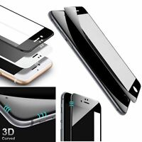 3D Curved Edge Full Cover 9H HD Tempered Glass for Iphone 6 6s Iphone 7/7Plus