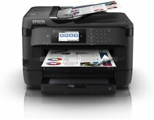 Epson Workforce Wf-7720dtwf A3 All-in-one Colour Inkjet Printer