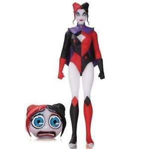 "Superhero Harley Quinn, Amanda Conner Designer Series Action Figure 6.75"" by DC"