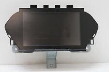 2010-2013 Acura MDX Navigation Display Screen Upper Dash OEM 39810-STX-A110-M1