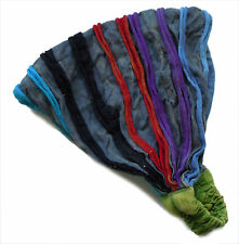 Handmade HEADBAND RY43 - Made in Nepal Bright Cloth Unique Headwrap Chalina NEW