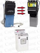 Set-Up to Install New Mei Series 2000 ($1-$5) Validator in Zot Bowling Cleaner