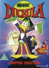 Count Duckula: Vampire Vacation DVD New & Sealed Gift Idea TV SHOW 80s