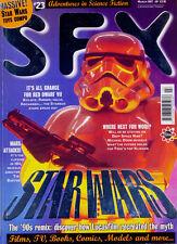 SFX Magazine, Number 23, March 1997. GC. Free UK Postage