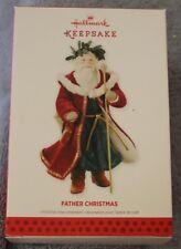 "2013  ""FATHER CHRISTMAS""  HALLMARK KEEPSAKE ORNAMENT NIB"