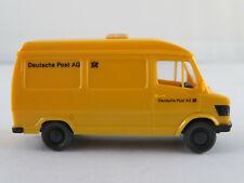 """Wiking 280 MB 207 D Kastenwagen (1977) """"Deutsche Post AG"""" 1:87/H0 NEU/unbespielt"""