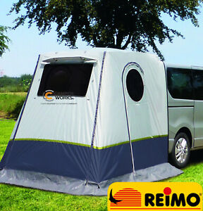 REIMO TRAPEZ Cabin Tailgate Tent for Trafic/Transit/Vivaro/Talento/NV300 Campers