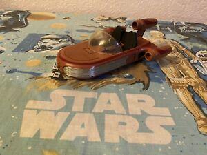 Original Star Wars Kenner Vintage 1978 Luke's Landspeeder Complete Working