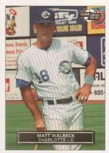 1992-93 Fleer Excel Minor League Baseball Trading Cards Pick From List 1-150