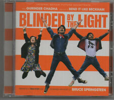 Blinded By The Light- 2019 Soundtrack CD with Bruce Springsteen songs