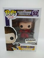 Funko Pop Star Lord Unmasked 52 Marvel Guardians of the Galaxy amazon exclusive2
