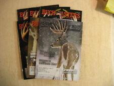 Vintage Buckmasters Whitetail Magazine - July 2005 through December 2005