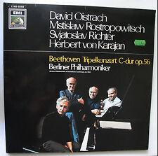 LP Ludwig van Beethoven Tripelkonzert C-Dur Op.56 - Herbert von Karajan