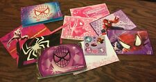 Made for McDonald's 2014 - Marvel - The Amazing SpiderMan - Note Card Set