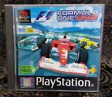 Play Station juego ps1 formula one arcade con instrucciones estado OK + embalaje original