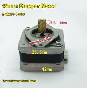 1.8 Degree NEMA 17 42MM 2-phase 4-wire Stepper Motor for 3D Printer CNC Robot