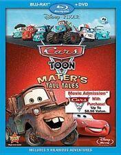 Cars Toon Mater S Tall Tales 0786936805246 Blu Ray Region a P H
